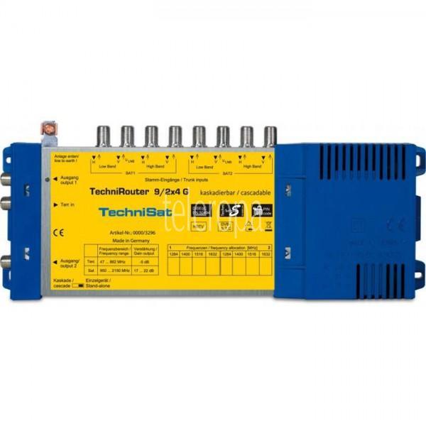 TechniRouter 9/2x4 G (Grundeinheit)