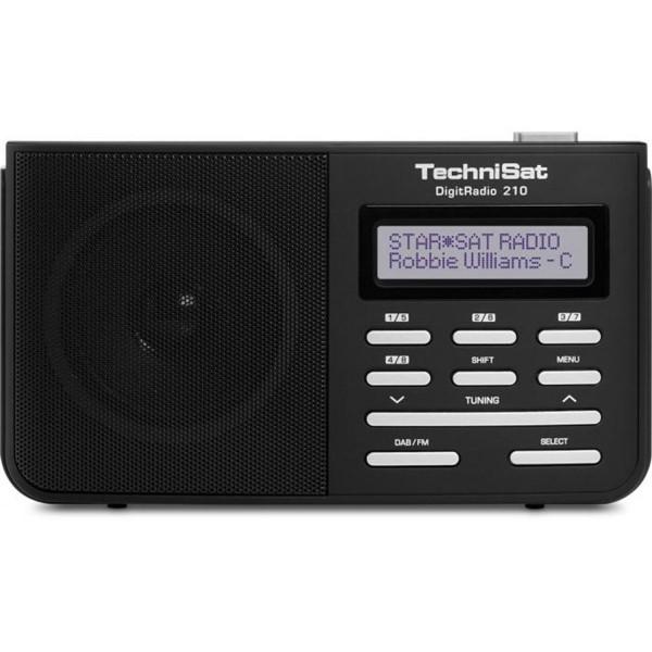 DigitRadio 210 tragbares DAB, DAB+ und UKW Digitalradio
