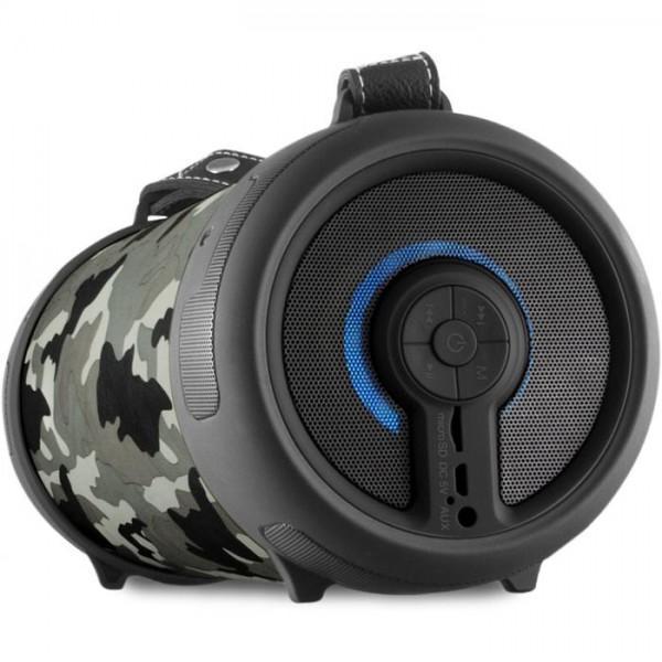 BEATSMAN 2 Mobiler Bluetooth Lautsprecher camouflage