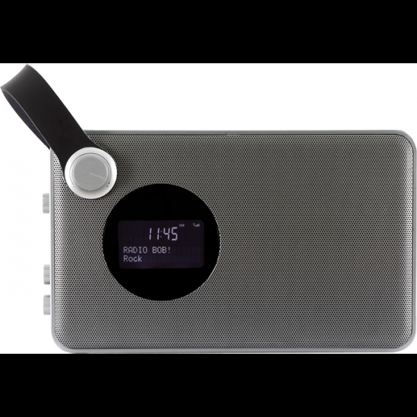 DABMAN BT 40 anthrazit, DAB+, UKW, AUX in, Bluetooth