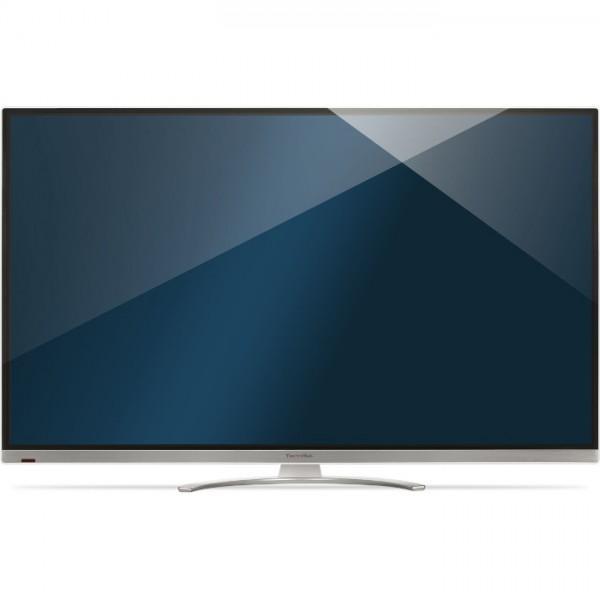 TechniSat TECHNIPLUS ISIO 55 silber/weiß Smart TV Bild1