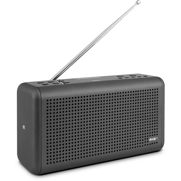 Transita 210 Portables DAB+ Digitalradio schwarz Bild