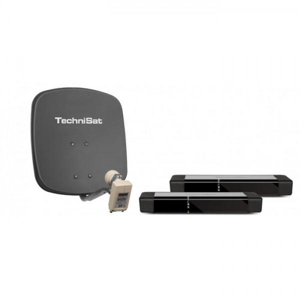 Zwei-Teilnehmer-Set DigiDish 45 + 2x TechniBox S1