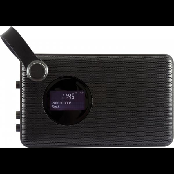 DABMAN BT 40 schwarz, DAB+, UKW, AUX in, Bluetooth