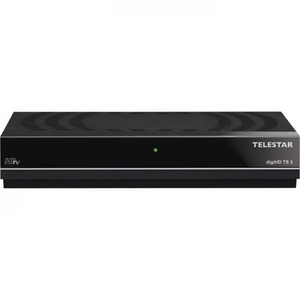 TELESTAR digiHD TS3 HDTV Satellitenreceiver C-Ware Bild1