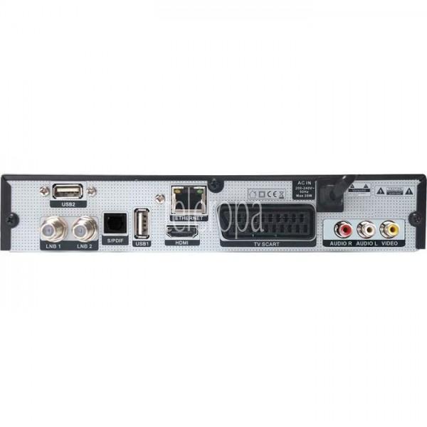TELESTAR TD 2522 HD Satellitenreceiver mit Twin Tuner B-Ware Bild2
