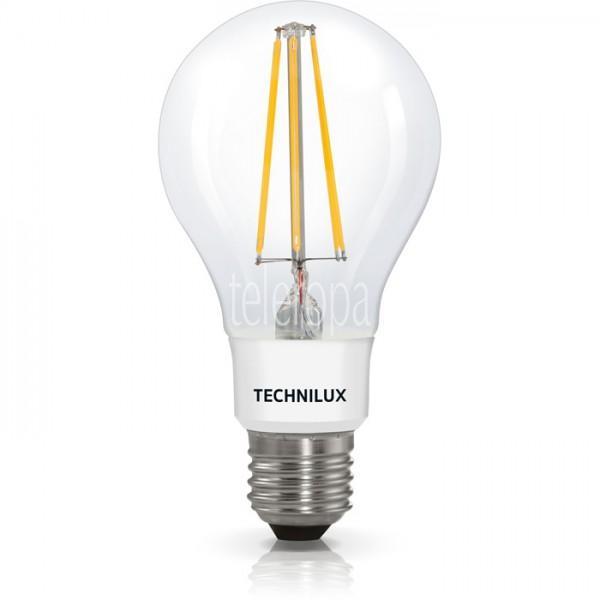 TechniLux E27 Birne 12W Filament Bild1