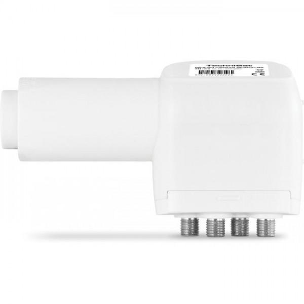 SlimFeed Universal-Quattro-LNB / 40 mm für Multifeed-Schiene Vario