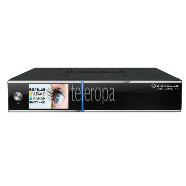 GigaBlue UHD Quad 4K LINUX HD TV Receiver PVR Ready Bild22