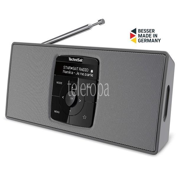 TechniSat DIGITRADIO 2S DAB+/UKW-Stereo-Radio mit Bluetooth Bild 1