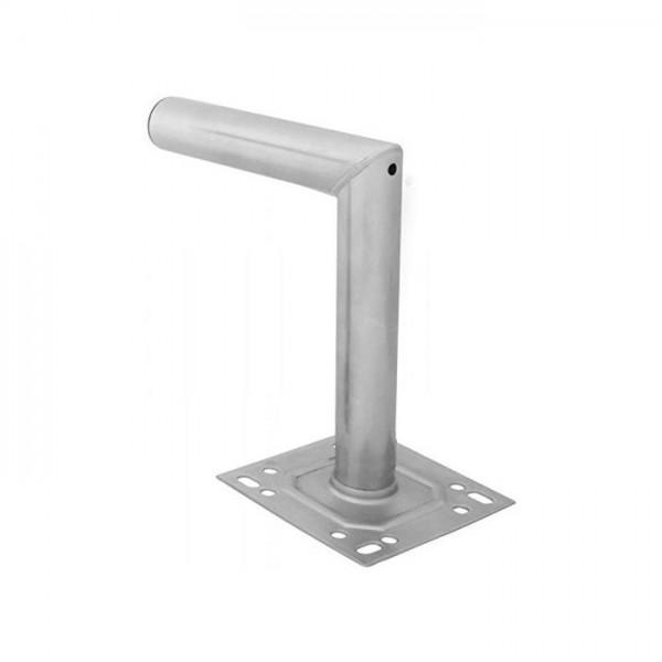 Stahl-Wandhalterung 35 cm Wandabstand