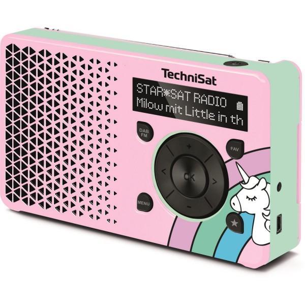 TechniSat DIGITRADIO 1 DAB+ Radio Einhorn Bild1