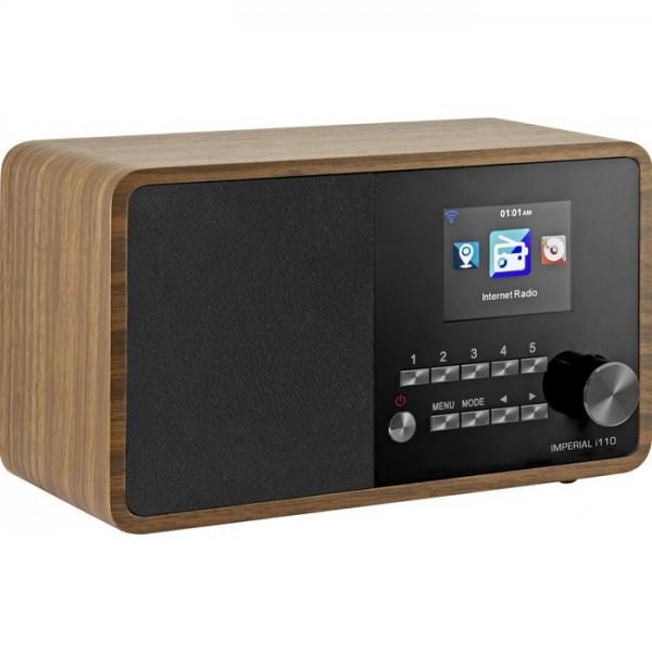 i110 B-Ware, holzoptik (Internetradio) B-Ware