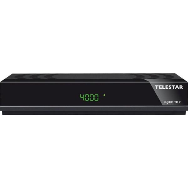TELESTAR digiHD TC 7 HDTV DVB-C Receiver C-Ware Bild1