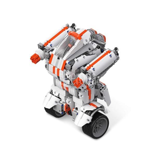 Xiaomi Mi Robot Builder Appgesteuerter Roboter (978 Bauteile + 2 Motoren, 3 Modelle baubar, Steuerung & Programmierung über iOS/Android App) Bild 1