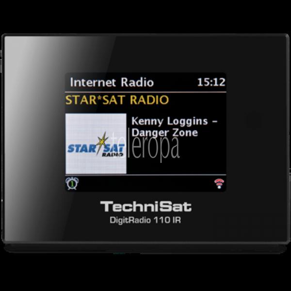 TechniSat DIGITRADIO 110 IR Digital-Radio Adapter zum Anschluss an eine Stereoanlage Bild1