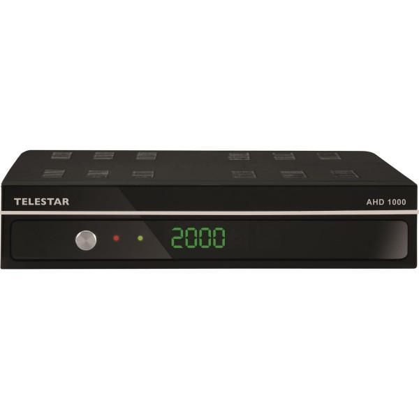 TELESTAR AHD 1000 HDTV SAT-Receiver mit Aufnahmefunktion gebraucht / generalüberholt Bild1