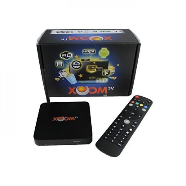 XoomTV i1000 IPTV-Receiver Arabische Version für 1 Jahr Bild1