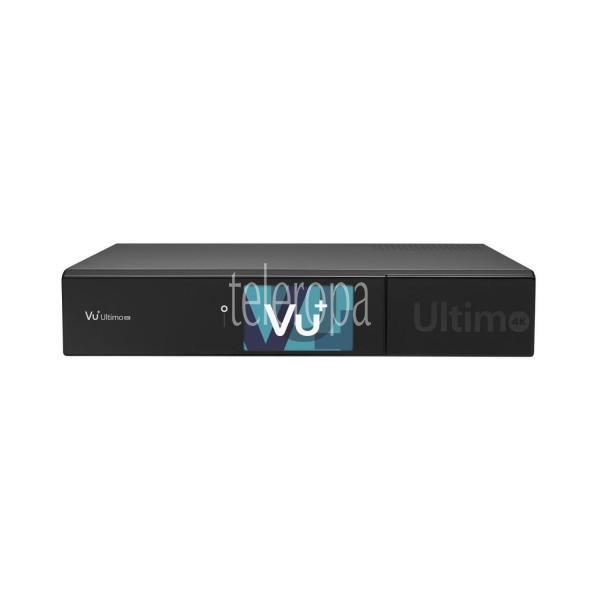 VU+ Ultimo 4K 1x DVB-S2 FBC Twin / 1x DVB-C FBC Tuner PVR ready Linux Receiver UHD 2160p Bild1