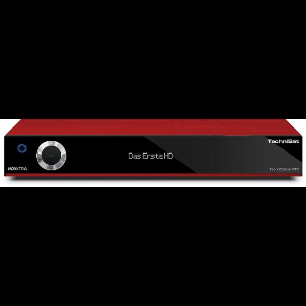 TechniCorder ISIO STC B-Ware rot Bild 1