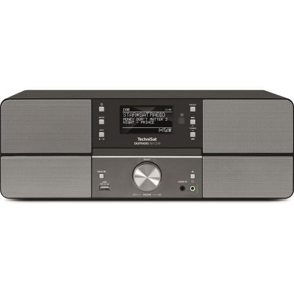 TechniSat DIGITRADIO 361 CD IR Digital-Radio mit CD-Player, Internetradio, DAB+ und UKW Bild