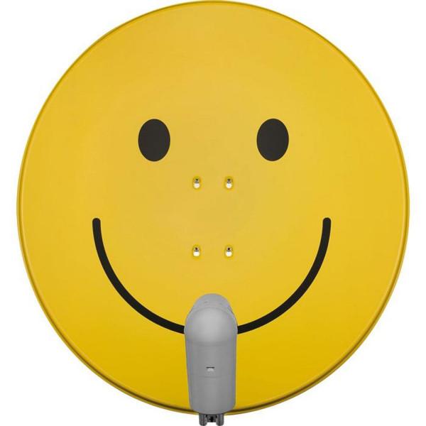 SATMAN 850 Plus mit UNYSAT Quattro-Switch-LNB