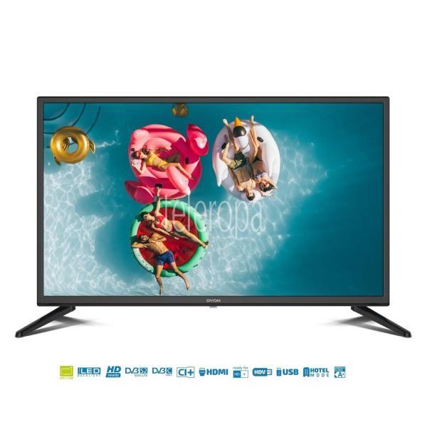 "DYON LIVE 32 Pro 32"" (81 cm) LED TV mit HD Triple Tuner (DVB-T2 H.265/HEVC, DVB-S2, DVB-C, USB, CI+, Energieeffizienzklasse A+) Bild 1"