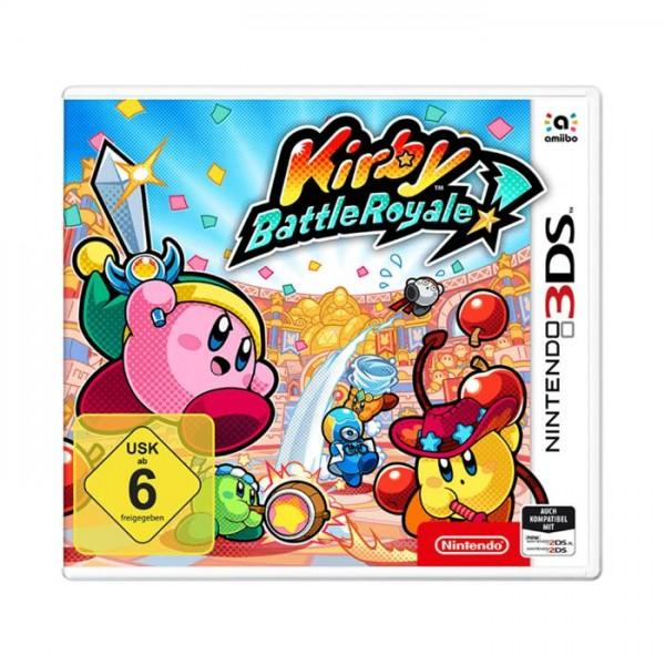 Kirby Battle Royale [Nintendo 3DS]