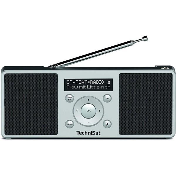 TechniSat DIGITRADIO 1 S Portables DAB+/UKW Digitalradio mit Stereosound Bild1