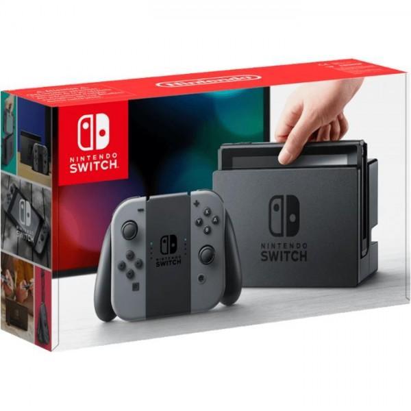 Switch Konsole grau Spielekonsole