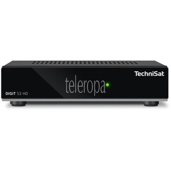 TechniSat Digit S3 HD HDTV Sat Receiver Bild1