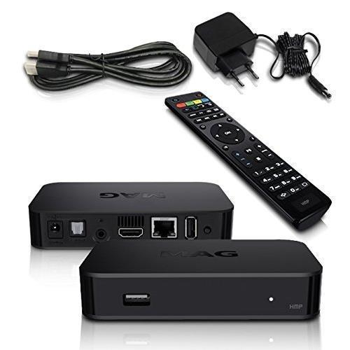 Infomir MAG 322w1 WLAN WiFi 150MB integriert HEVC H.256 support SET TOP BOX Bild6