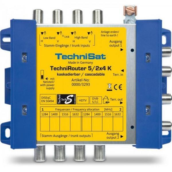 TechniRouter 5/2x4 K (Kaskade) B-Ware